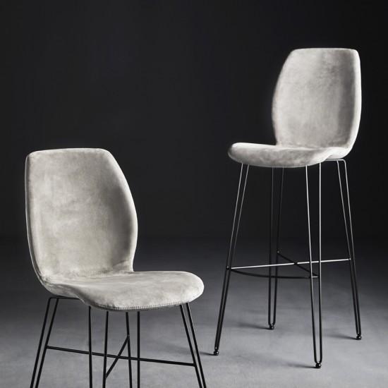 Chaise de table Bip Iron | Archibello.eu